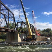 Delta colorado bridge